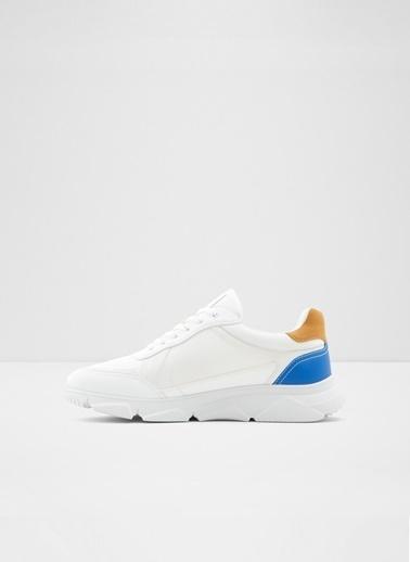 Aldo Bradd - Beyaz Erkek Sneaker Beyaz
